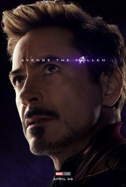 «Отомсти за павших» - 32 постера к фильму «Мстители: Финал»