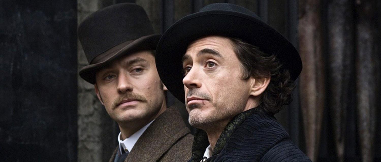 Warner сдвинула релиз третьего «Шерлока Холмса»