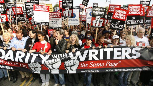 Чем может обернуться забастовка сценаристов?