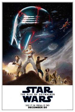 Новые кадры и постеры фильма «Звездные войны: Скайуокер. Восход»