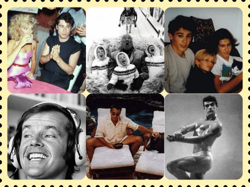 Звезды кино в детстве и юности (30 фото, часть 2)