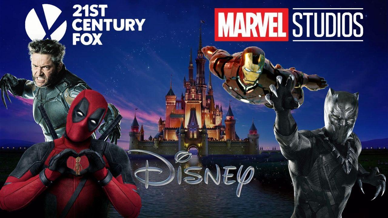 Как слияние Disney/Fox повлияет на Марвел?