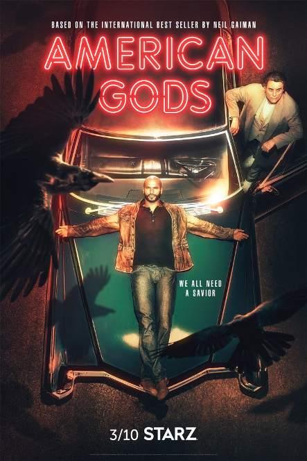 Подробности о втором сезоне сериала «Американские Боги»