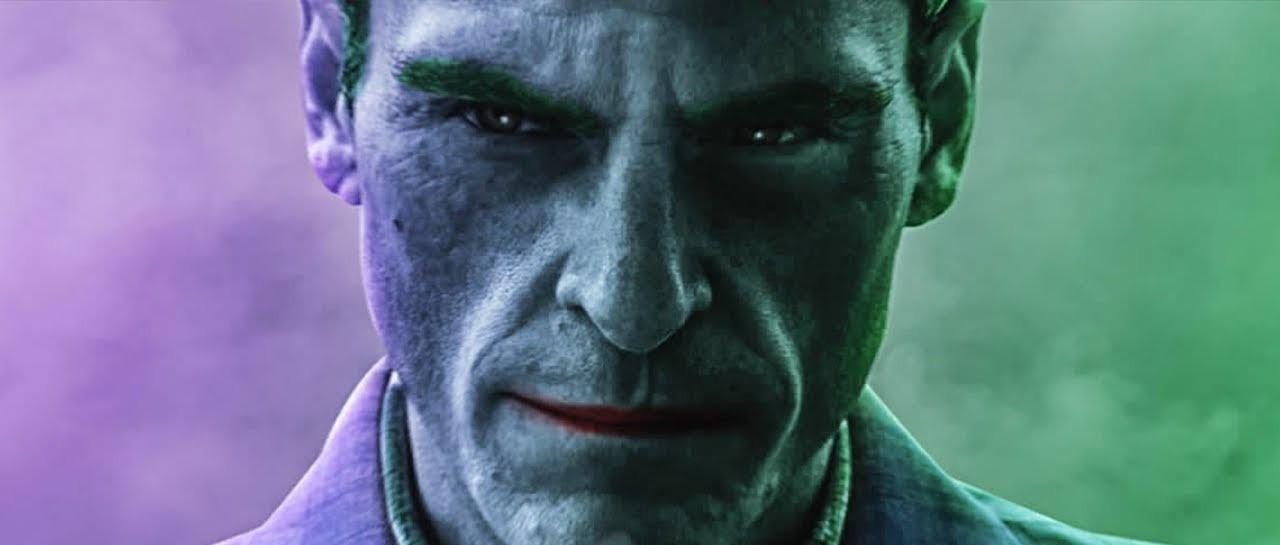Съемки «Джокера» завершены