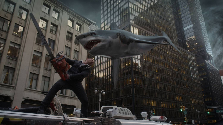 «Акулий торнадо» достоин сразу нескольких «Оскаров»