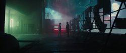 Магия кино: кадры из фильма «Бегущий по лезвию 2049»