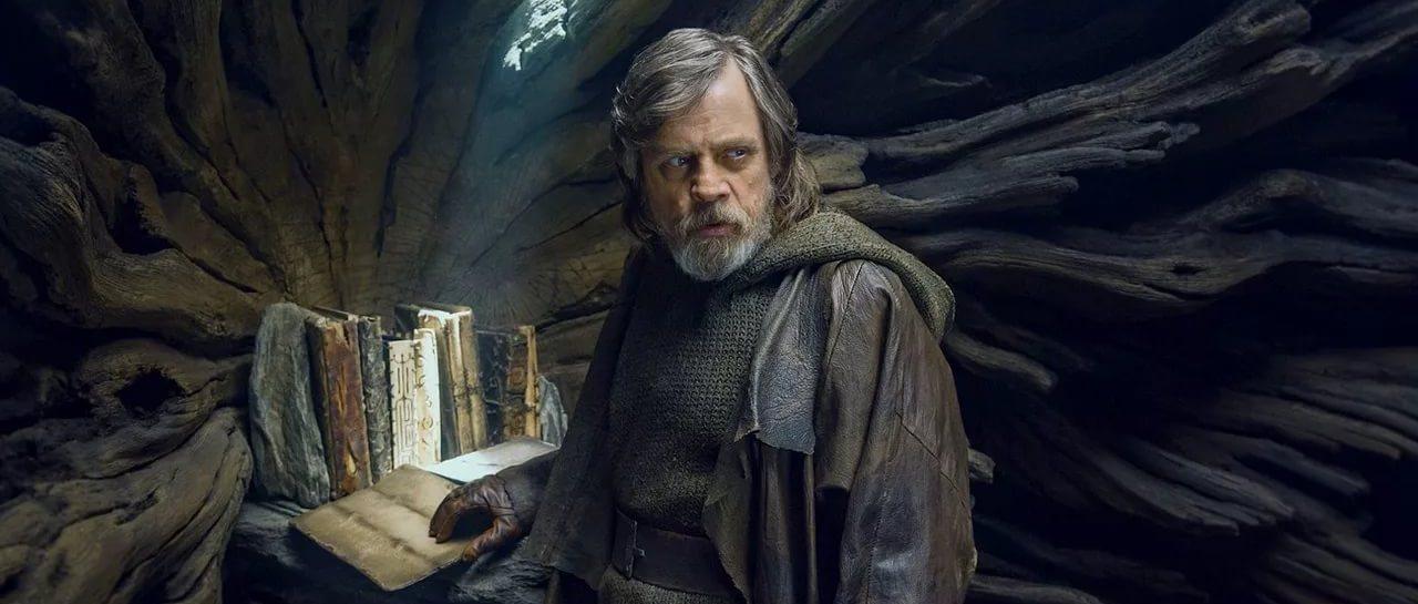 Марк Хэмилл недоволен новыми «Звездными войнами»