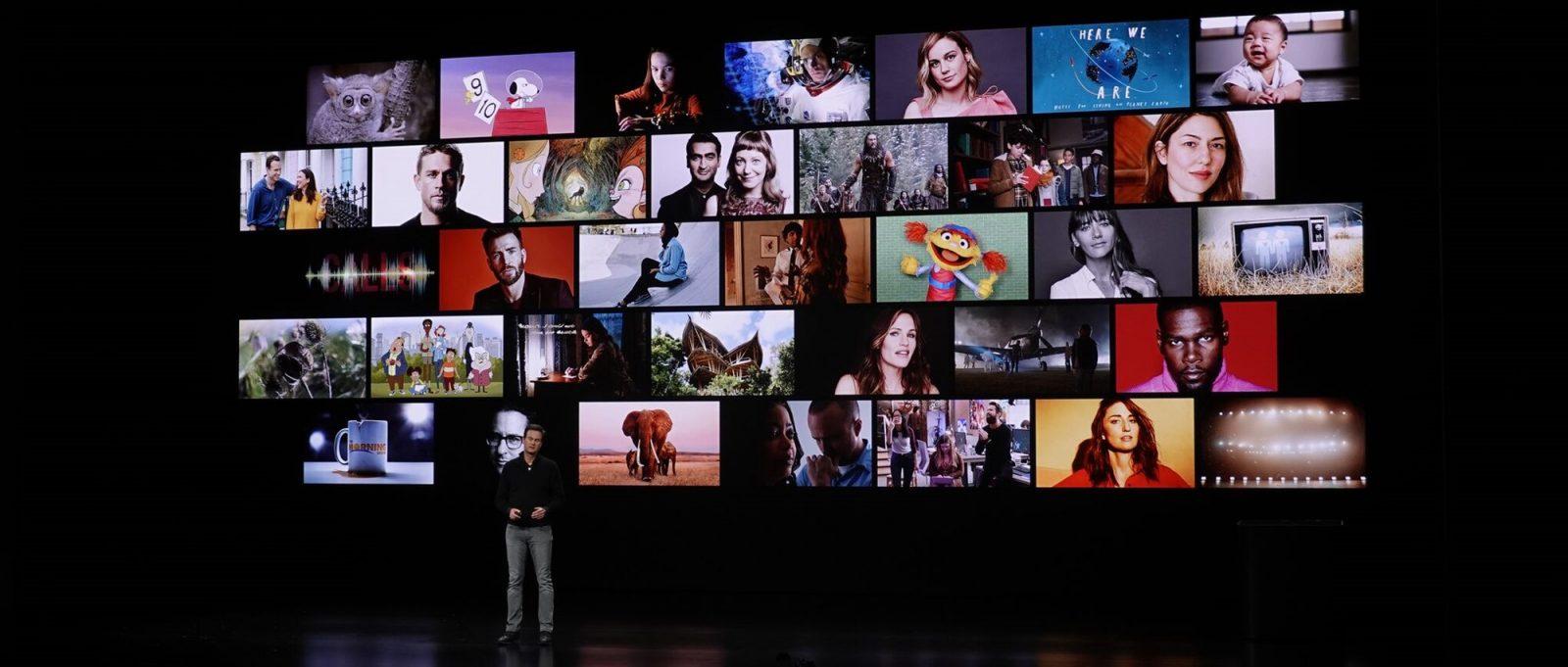 Новый стриминговый сервис Apple заработает уже в мае