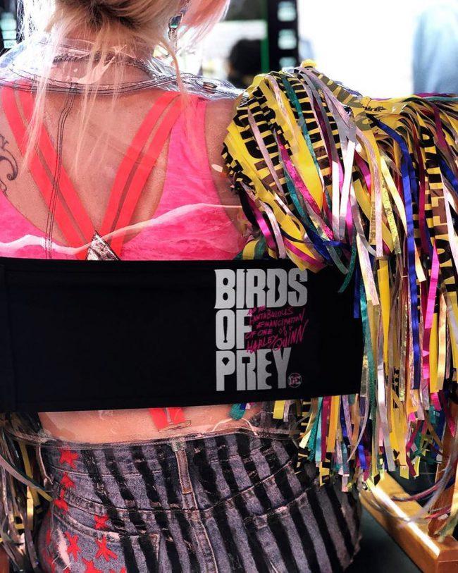 «Хищные птицы» завершили съемки