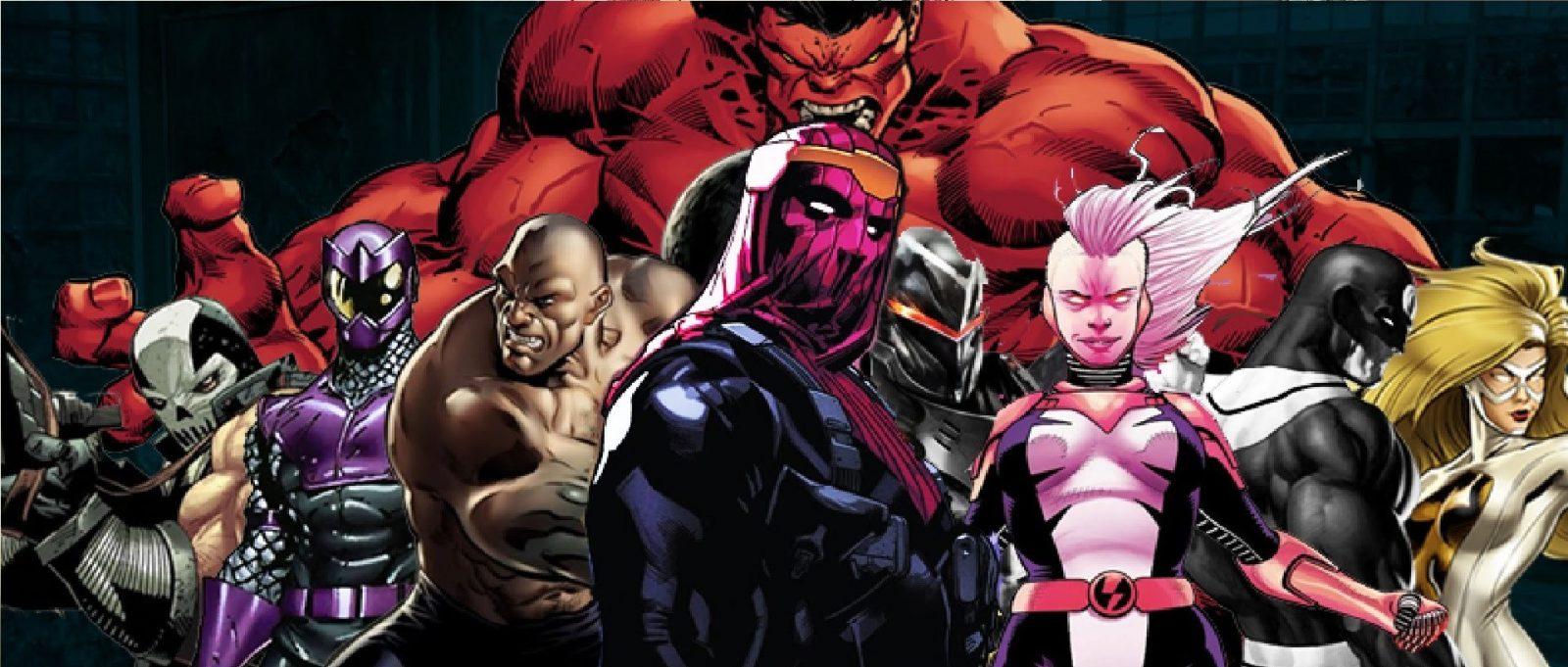 Команда суперзлодеев от Marvel может получить свой фильм