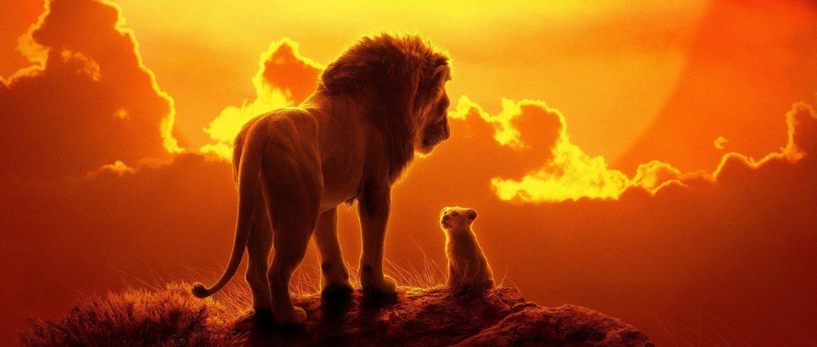 Новые постеры фильма «Король лев»