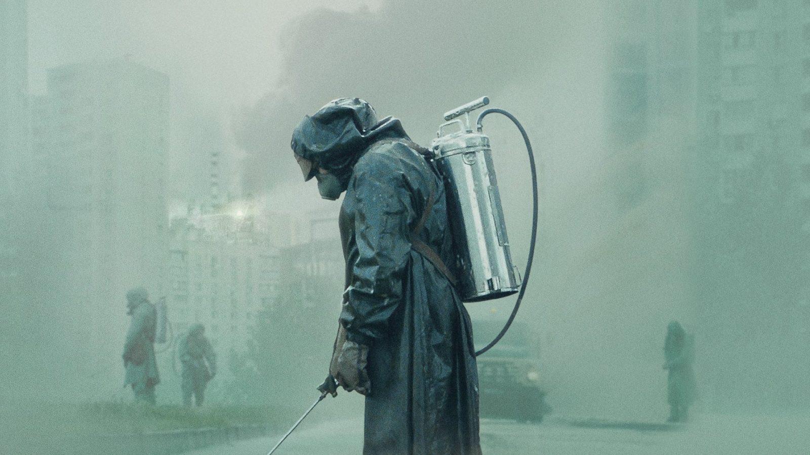 «Чернобыль» стал самым высоко оценённым сериалом на IMDB.
