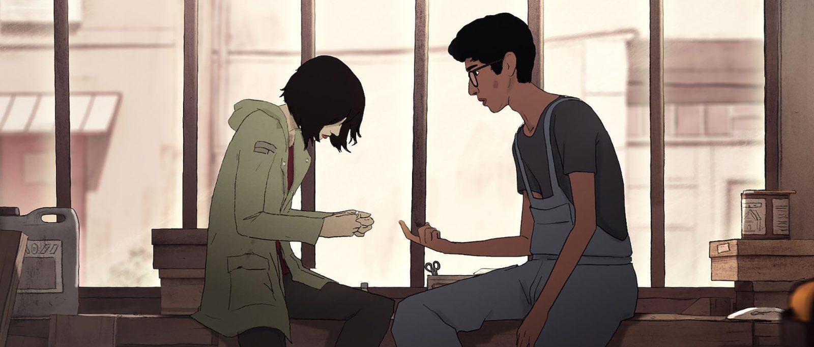 """""""Я потерял своё тело"""" стал победителем на Международном фестивале анимации"""