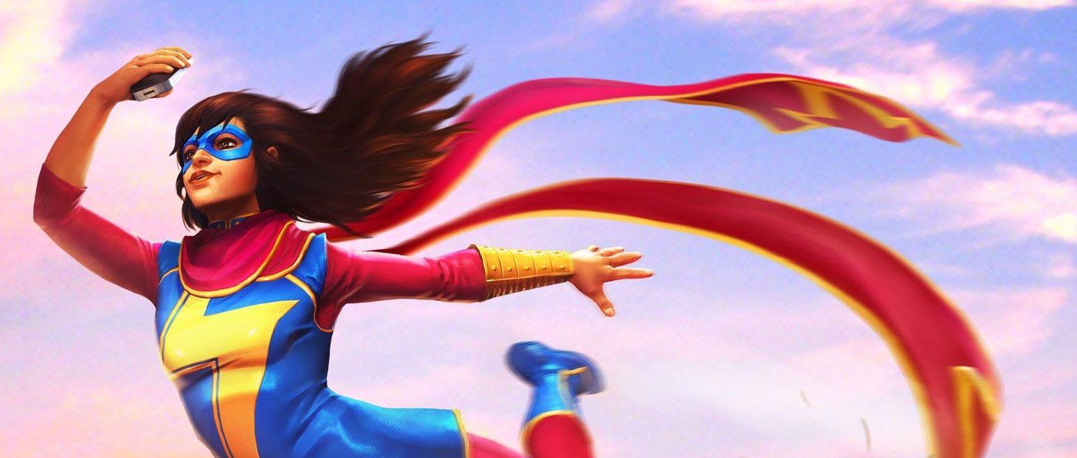 Marvel Studios планирует экранизацию «Мисс Марвел»