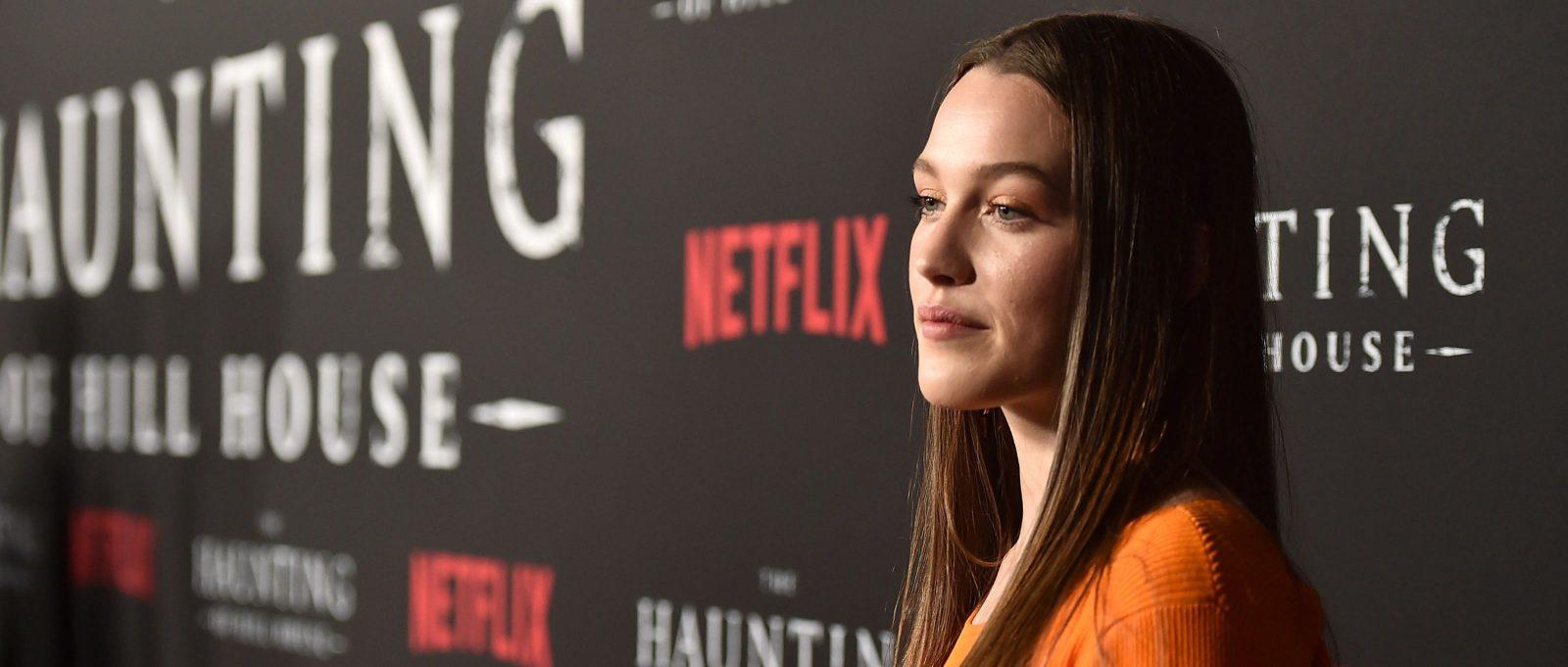 Виктория Педретти вернется во втором сезоне «Призраков дома на холме»