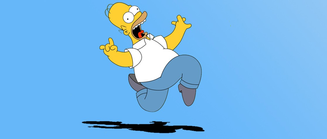 В интернете появилась «российская» заставка «Симпсонов»