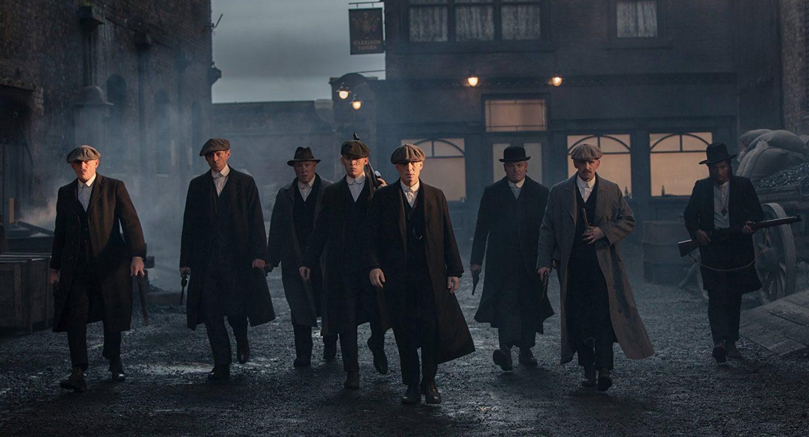 Появилась дата выхода пятого сезона «Острых козырьков».