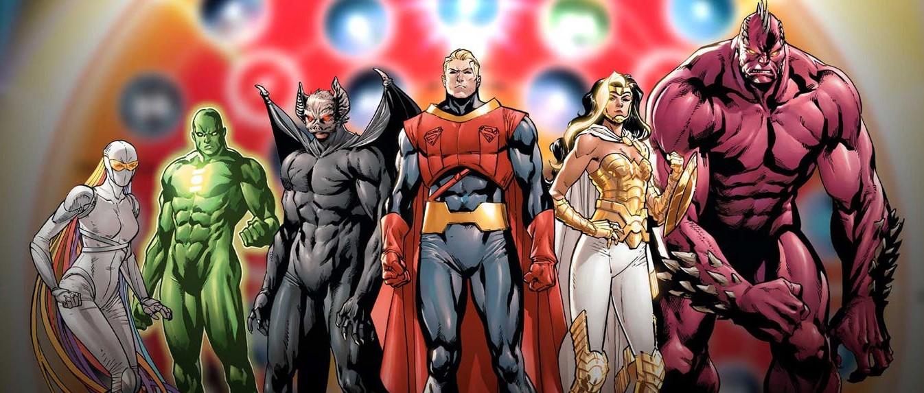 Готовится сериал о малоизвестных персонажах DC