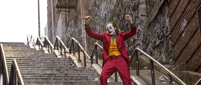 """Лестница из """"Джокера"""" стала невероятно популярна"""