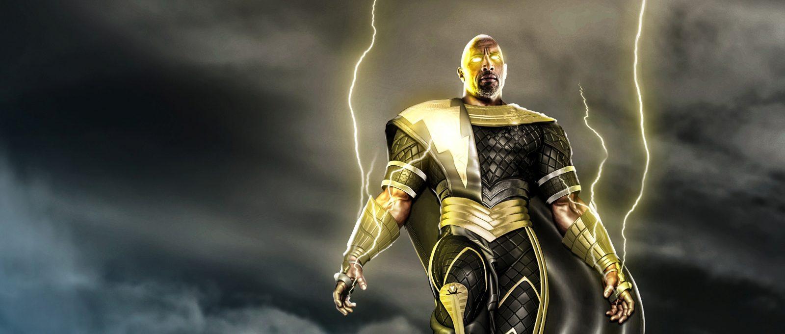 «Черный Адам» представит новых супергероев DC
