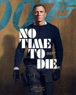 Новые кадры и постеры фильма «Не время умирать»