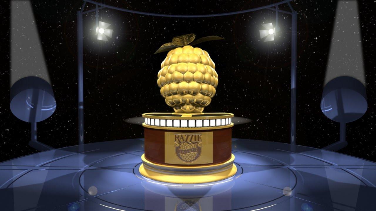 Стали известны лауреаты «Золотой малины».