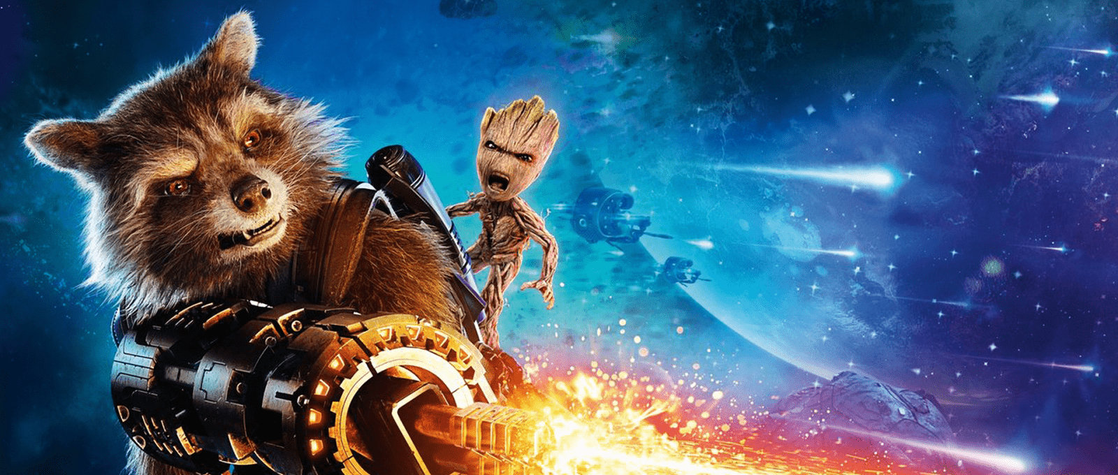 Сюжет «Стражей галактики 3» может раскрыть тайну прошлого Ракеты