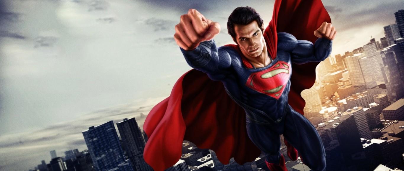 Генри Кавилл вновь сыграет Супермена