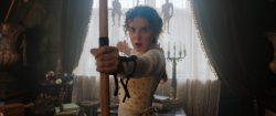 Первые кадры фильма «Энола Холмс» с Милли Бобби Браун