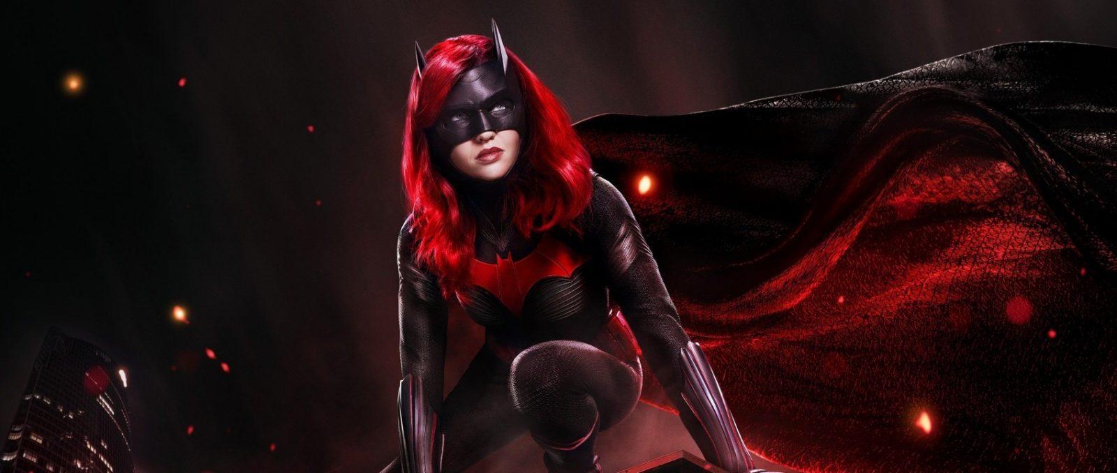 Сериал «Бэтвумен» сменит главную героиню