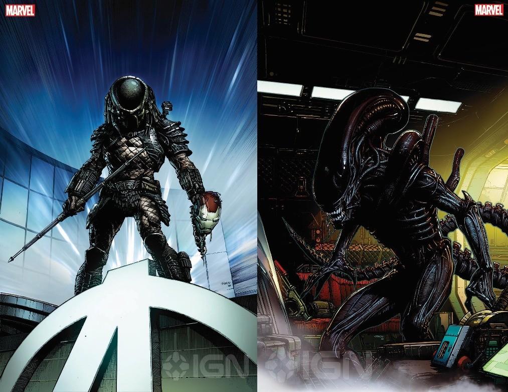 «Хищник» и «Чужой» теперь принадлежат Marvel