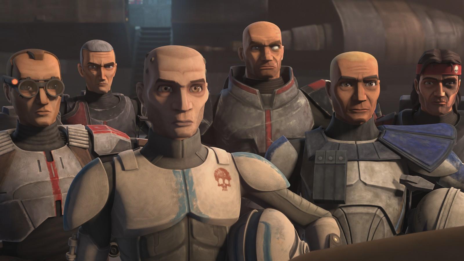 Disney+ готовит новый мультсериал по «Звездным войнам»