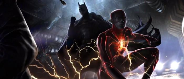 Новые тизеры и концепты с DC FanDome