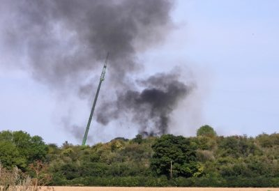 Съемки «Миссия невыполнима 7» приостановили из-за пожара на площадке