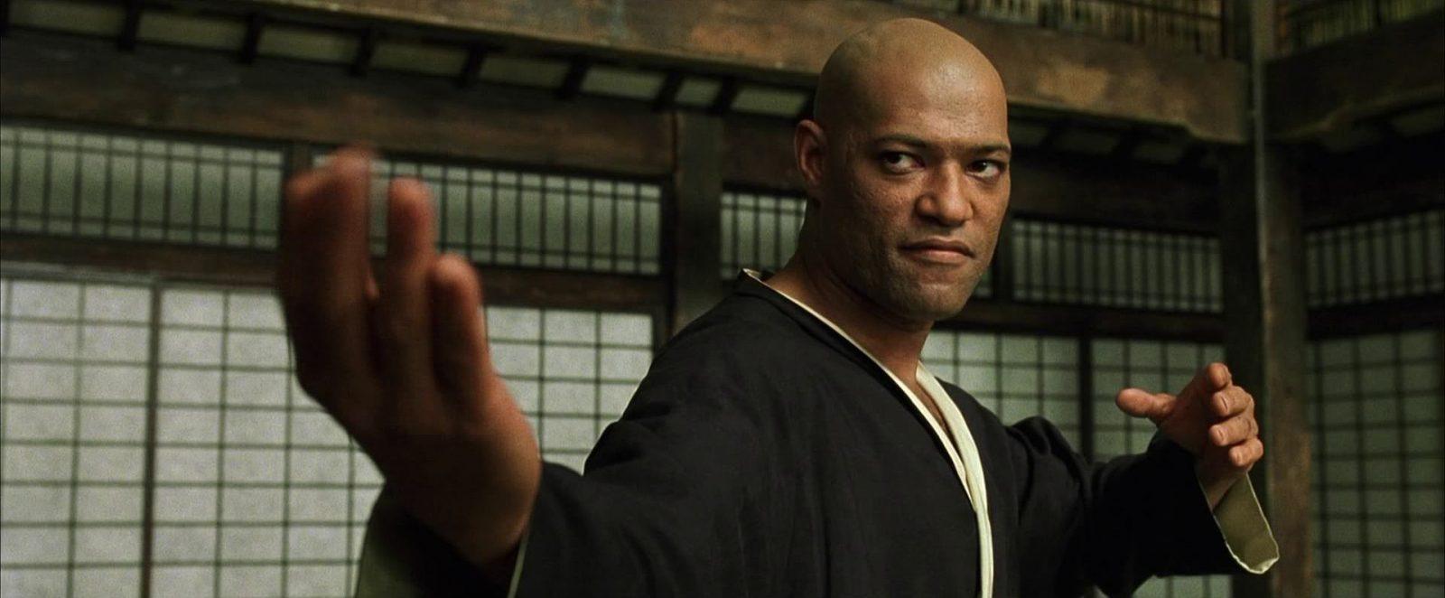 Лоуренс Фишберн не вернется к роли Морфеуса в «Матрице 4»