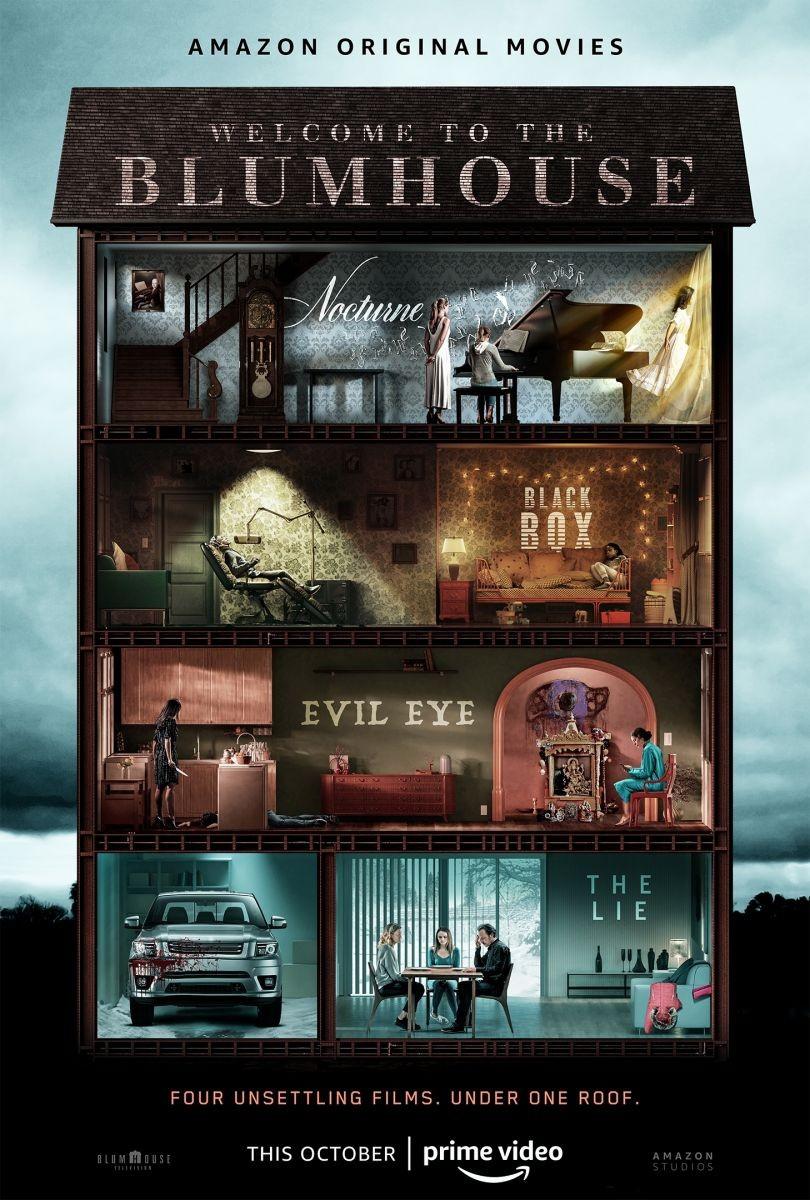 Amazon и Blumhouse выпустят серию фильмов ужасов