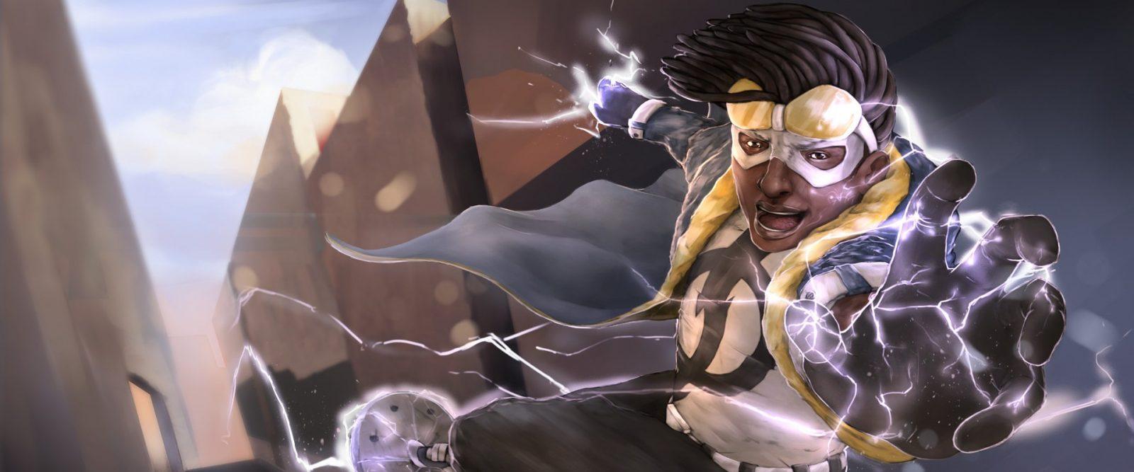 Майкл Б. Джордан разрабатывает новый супергеройский фильм DC