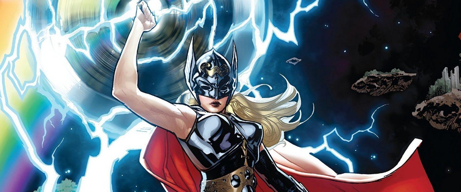 Натали Портман рассказала о сверхспособностях своей героини в новом «Торе»