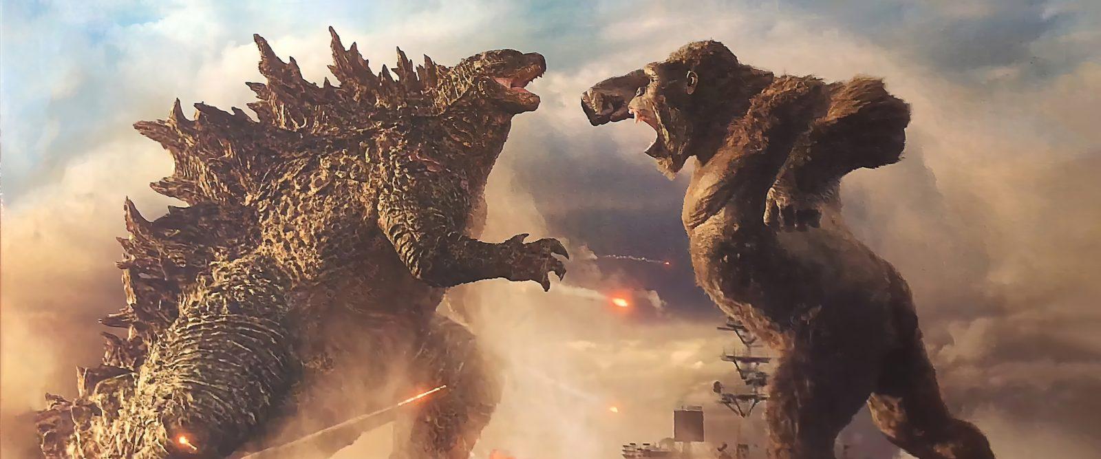 Netflix и HBO Max поборются за фильм «Годзилла против Конга»