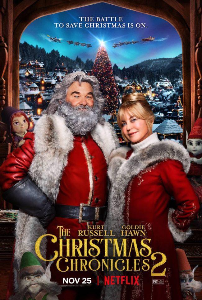 Рождественские хроники 2 (2020)