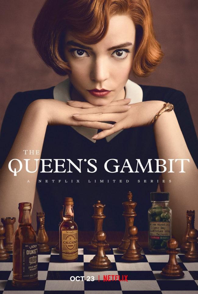 Ход королевы / Ферзевый гамбит (2020)