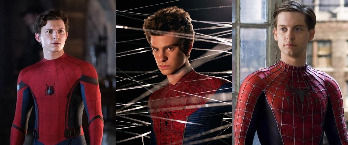 В новом «Человеке-пауке» могут появиться три версии Питера Паркера