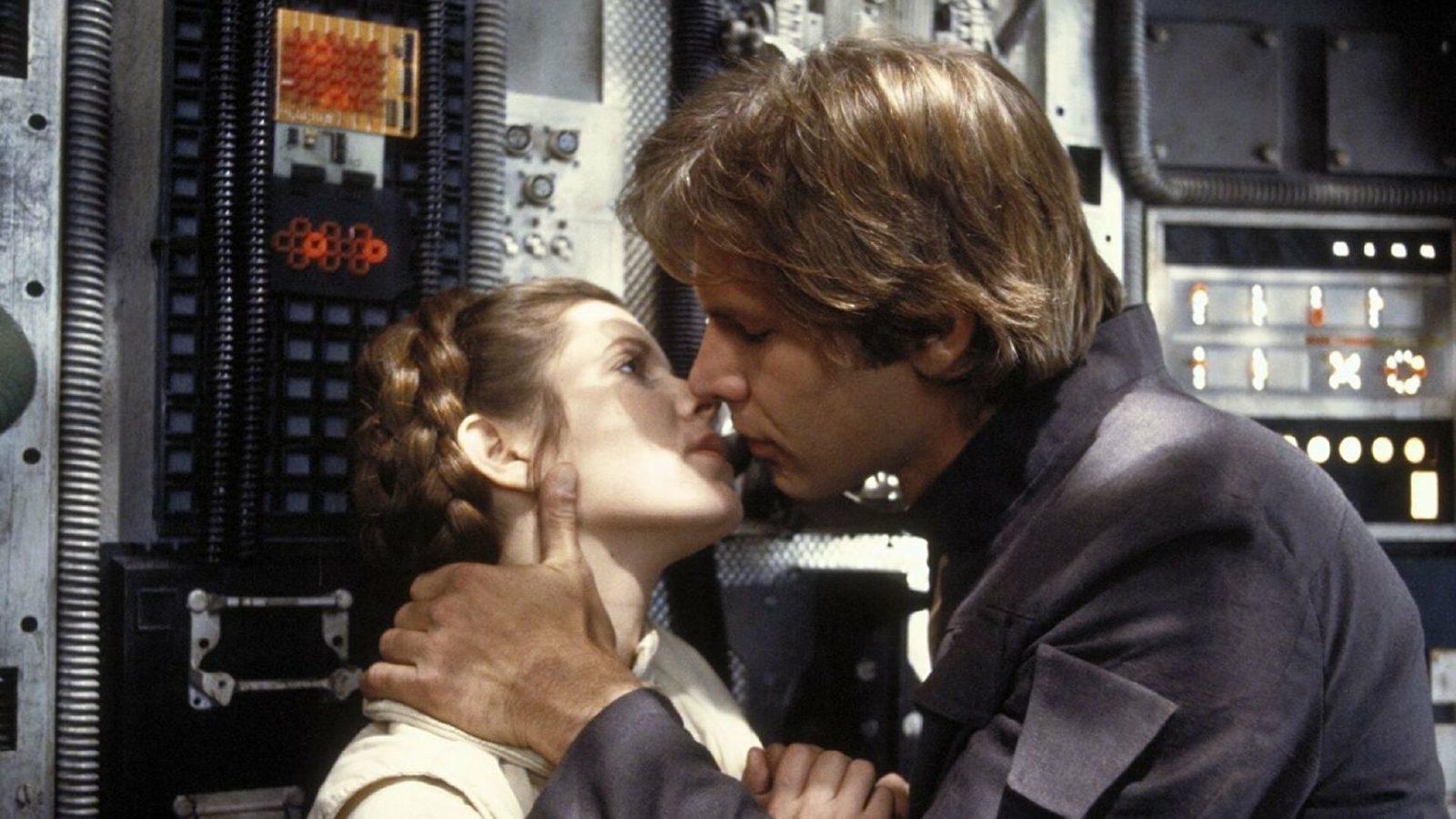 В сети появилось редкое видео со съемок 5-й части «Звездных войн»