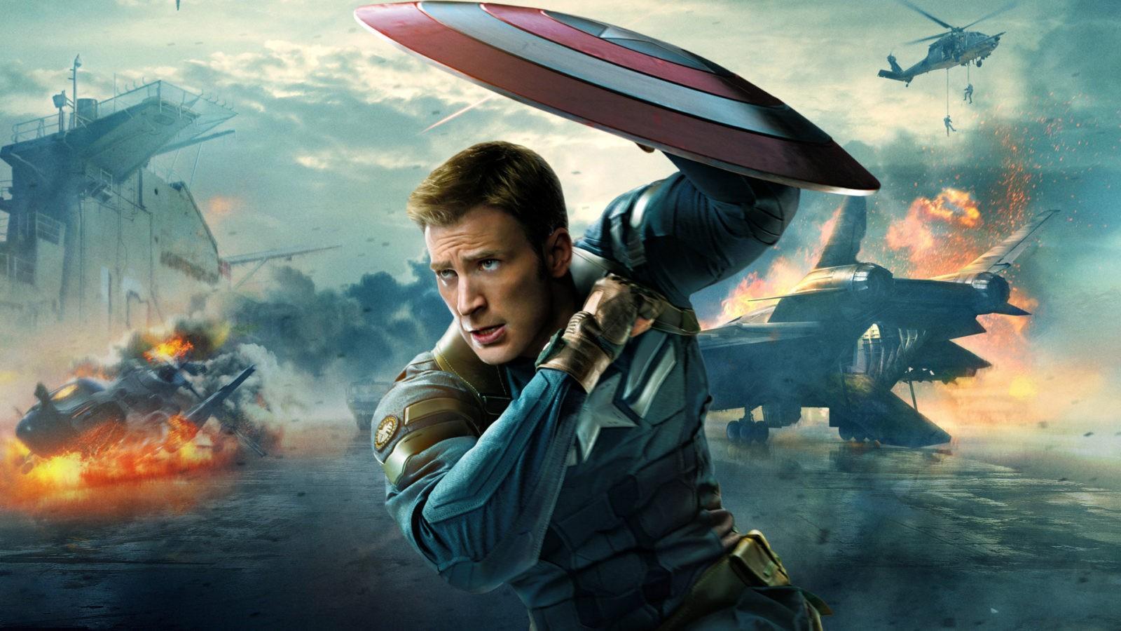 Слух дня: Крис Эванс снова сыграет Капитана Америку