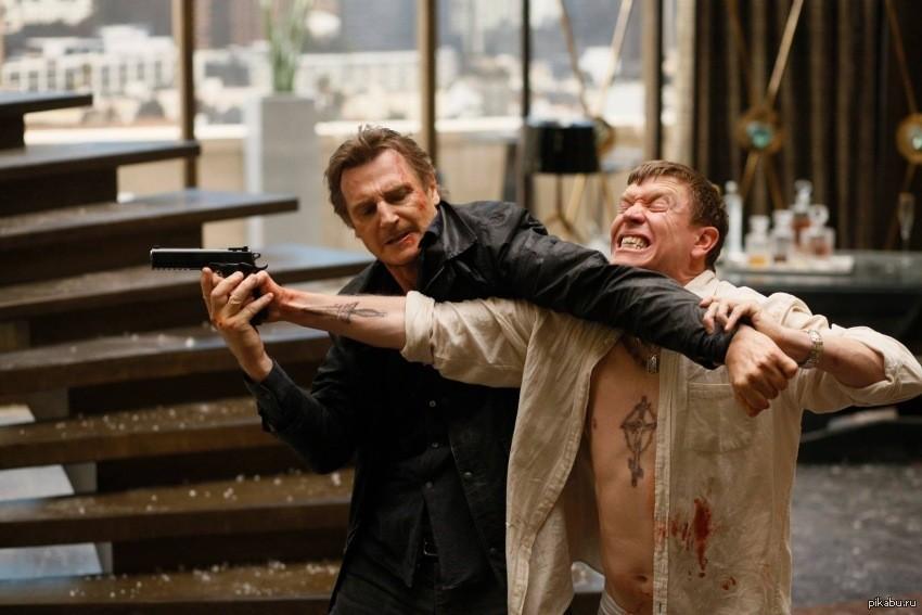 """Слух дня: Лиам Нисон снимется в ремейке """"Голого пистолета"""""""