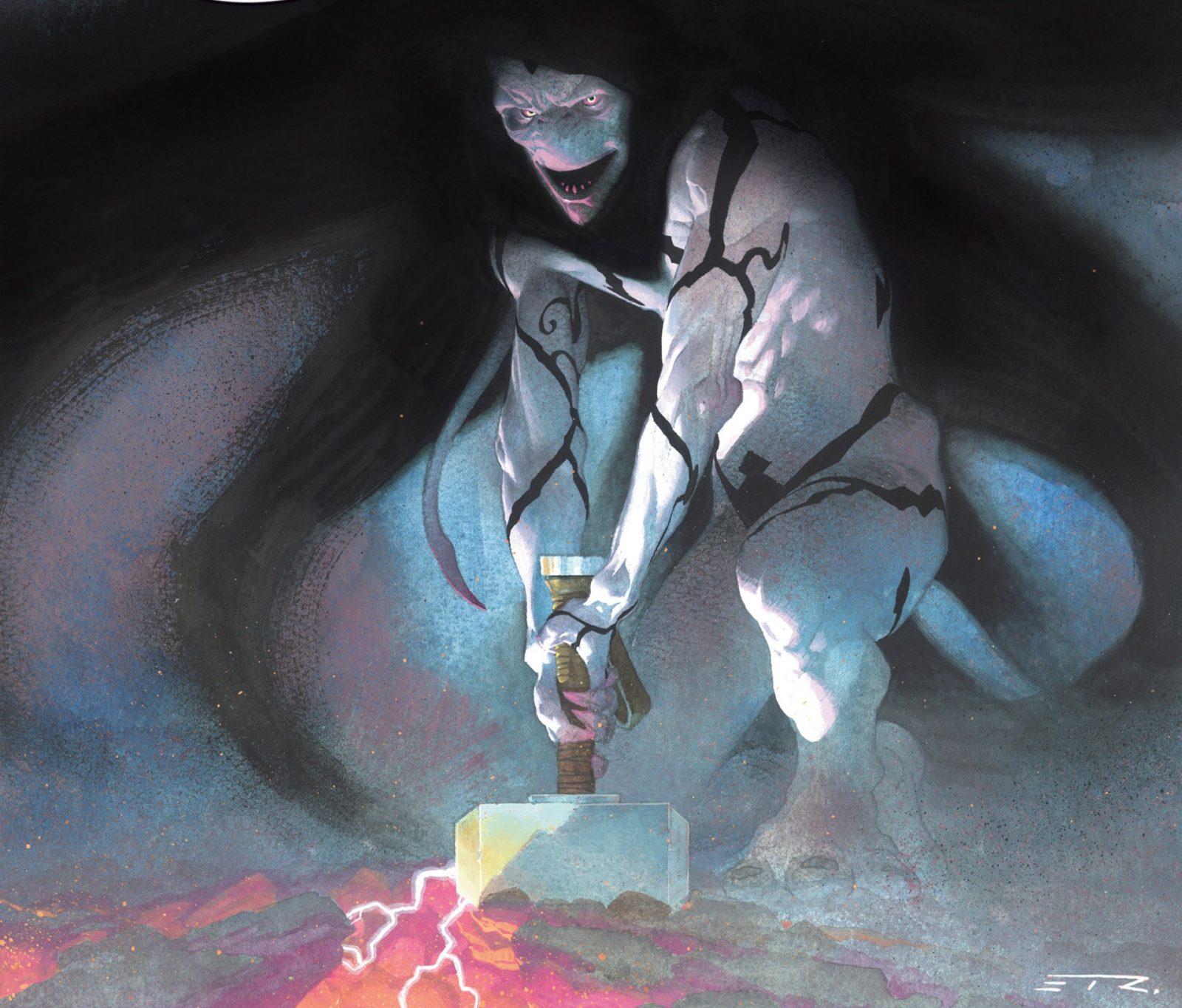 Кто такой Горр, Убийца Богов, с которым сразится Тор в новом фильме?