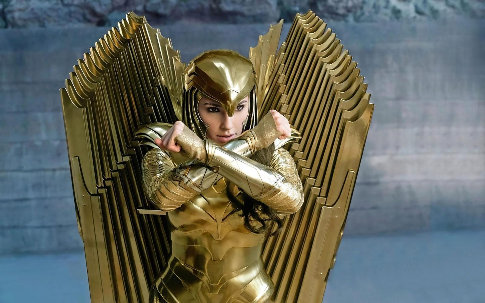 """Студия Warner Bros. выдвинула """"Чудо-женщину 1984"""" на премию """"Оскар 2021"""""""