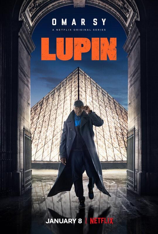 Люпен (1 сезон)