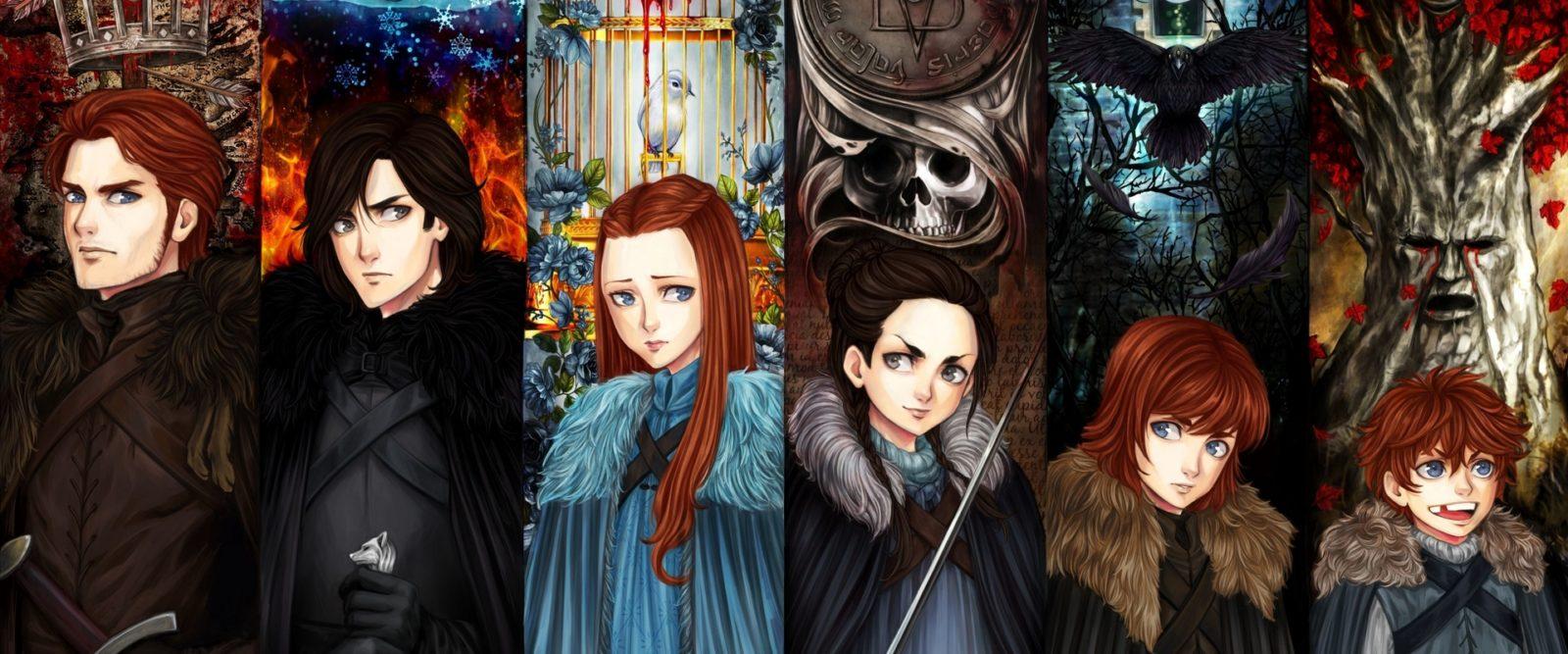 Слух: по «Игре престолов» могут снять мультсериал