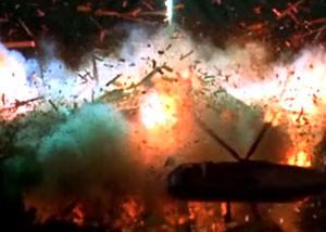 Как снимался фильм «День независимости»